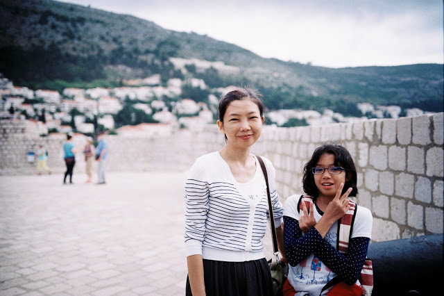 dubrovnik on film leica photography portraits
