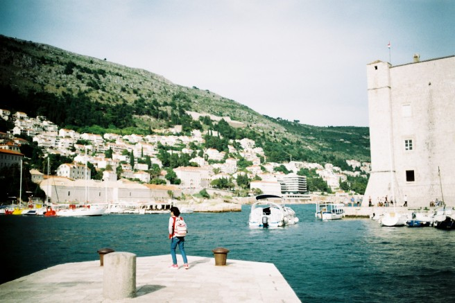 dubrovnik film only travelling