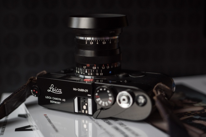 leica zeiss ultimate m6 camera