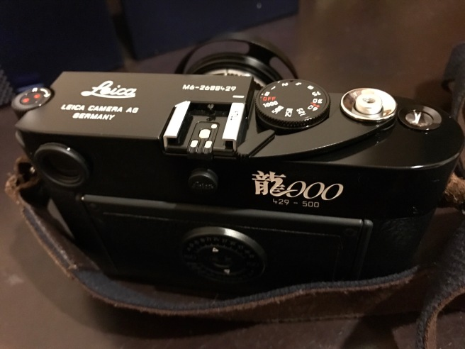 Most expensive m6 leica