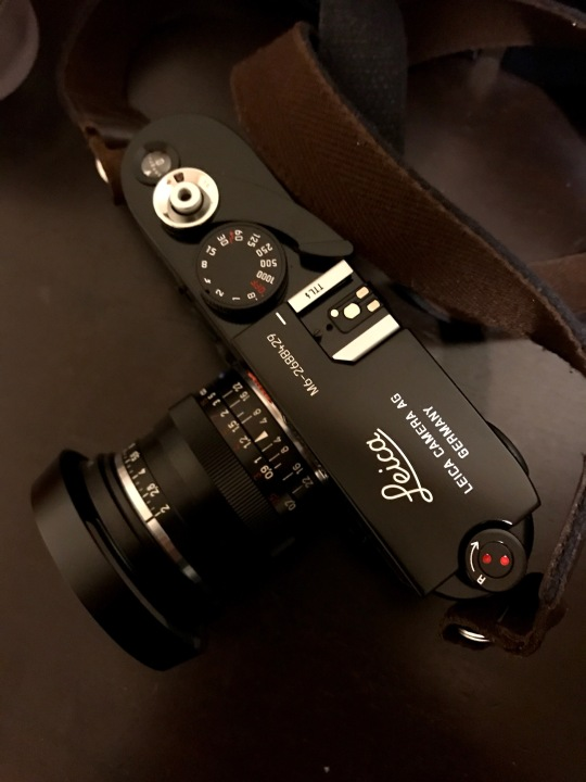 Most beautiful leica