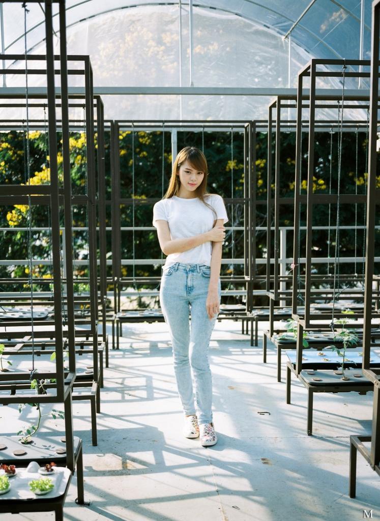fujifilm ga645 outdoor solo portraiture review