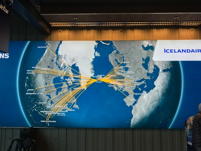 how to travel to iceland from asia