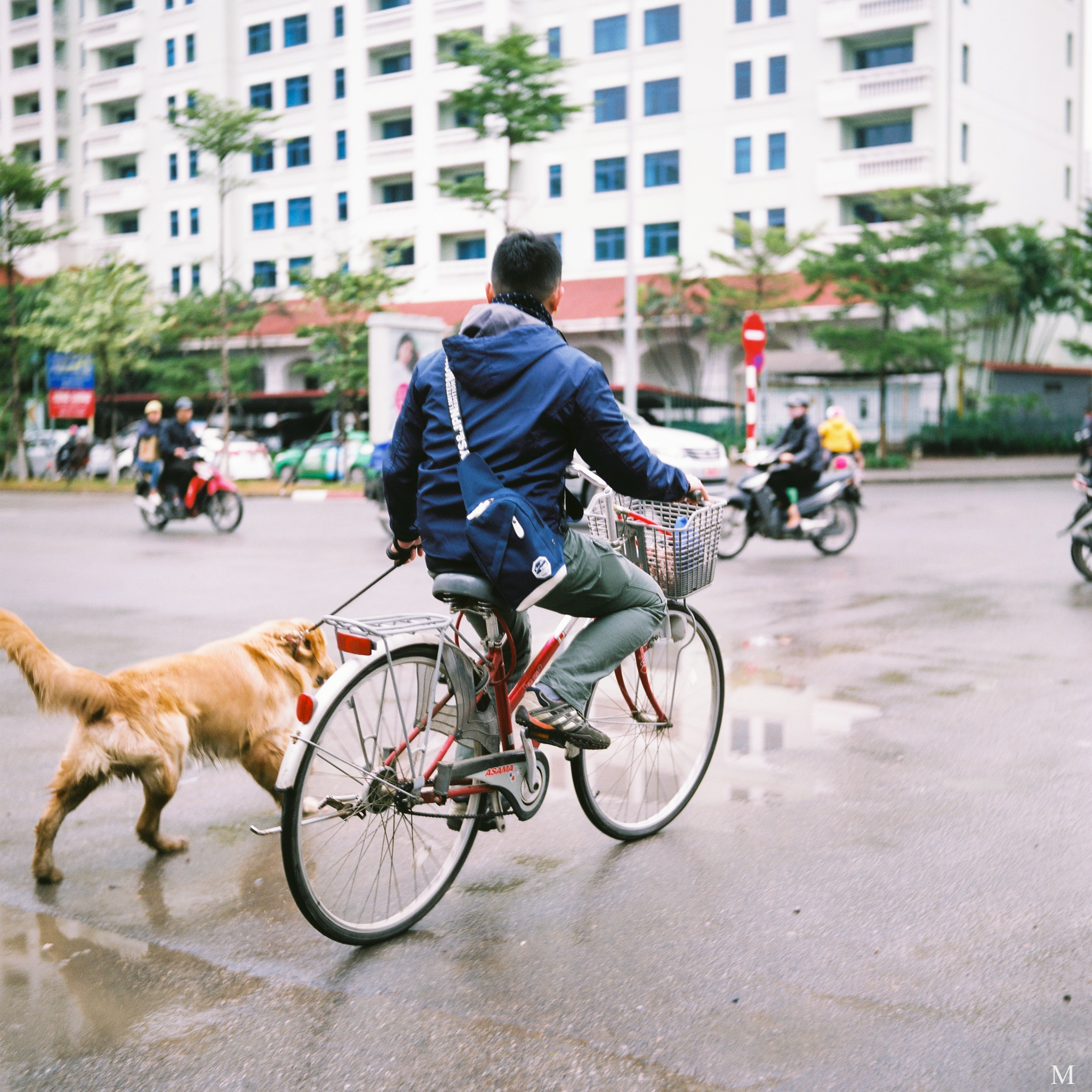rolleiflex street film photographer