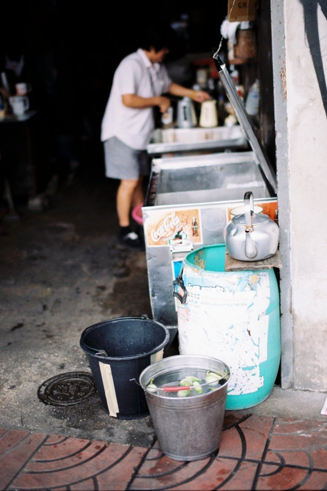 Bangkok street photography