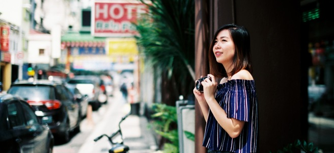 petaling street portraiture