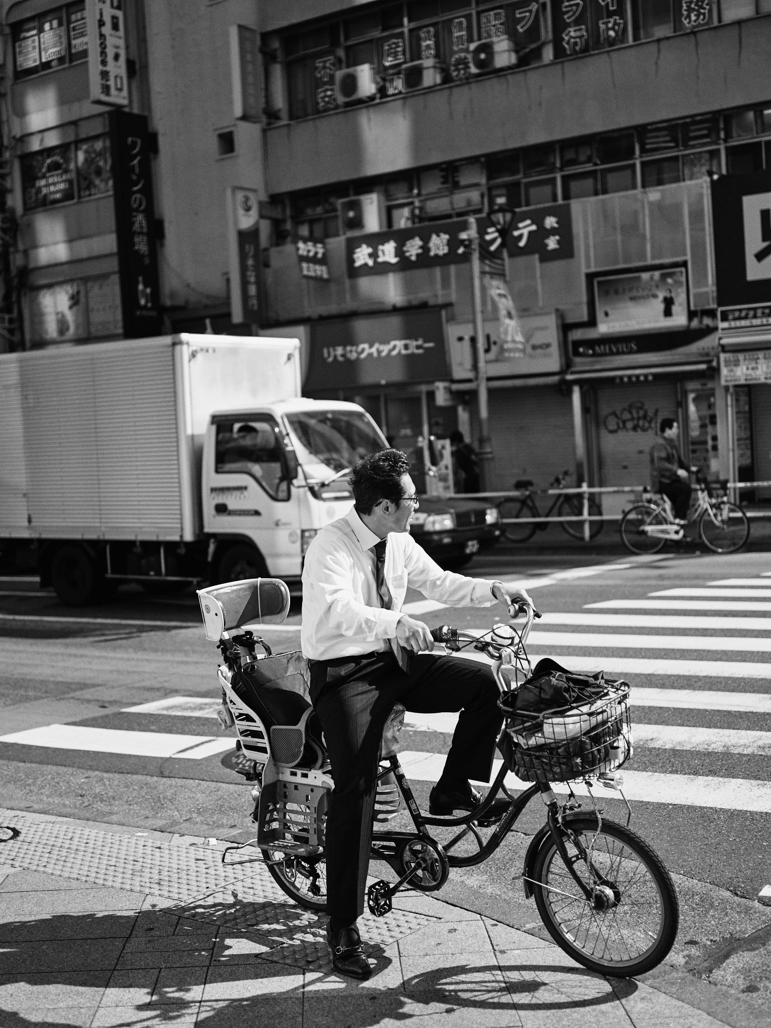 Tokyo street photography guide, gotanda