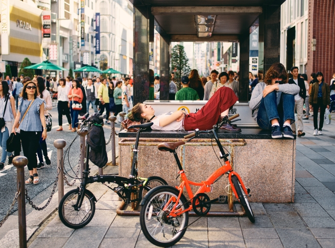 street photography guide for tokyo at ginza