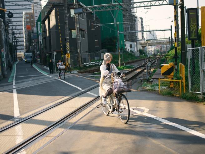 Tokyo street photography guide , yoyogi stop