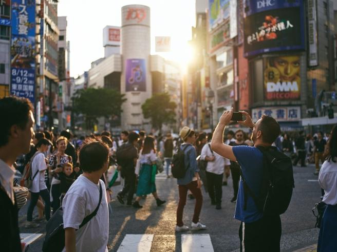Tokyo street photography guide, shibuya