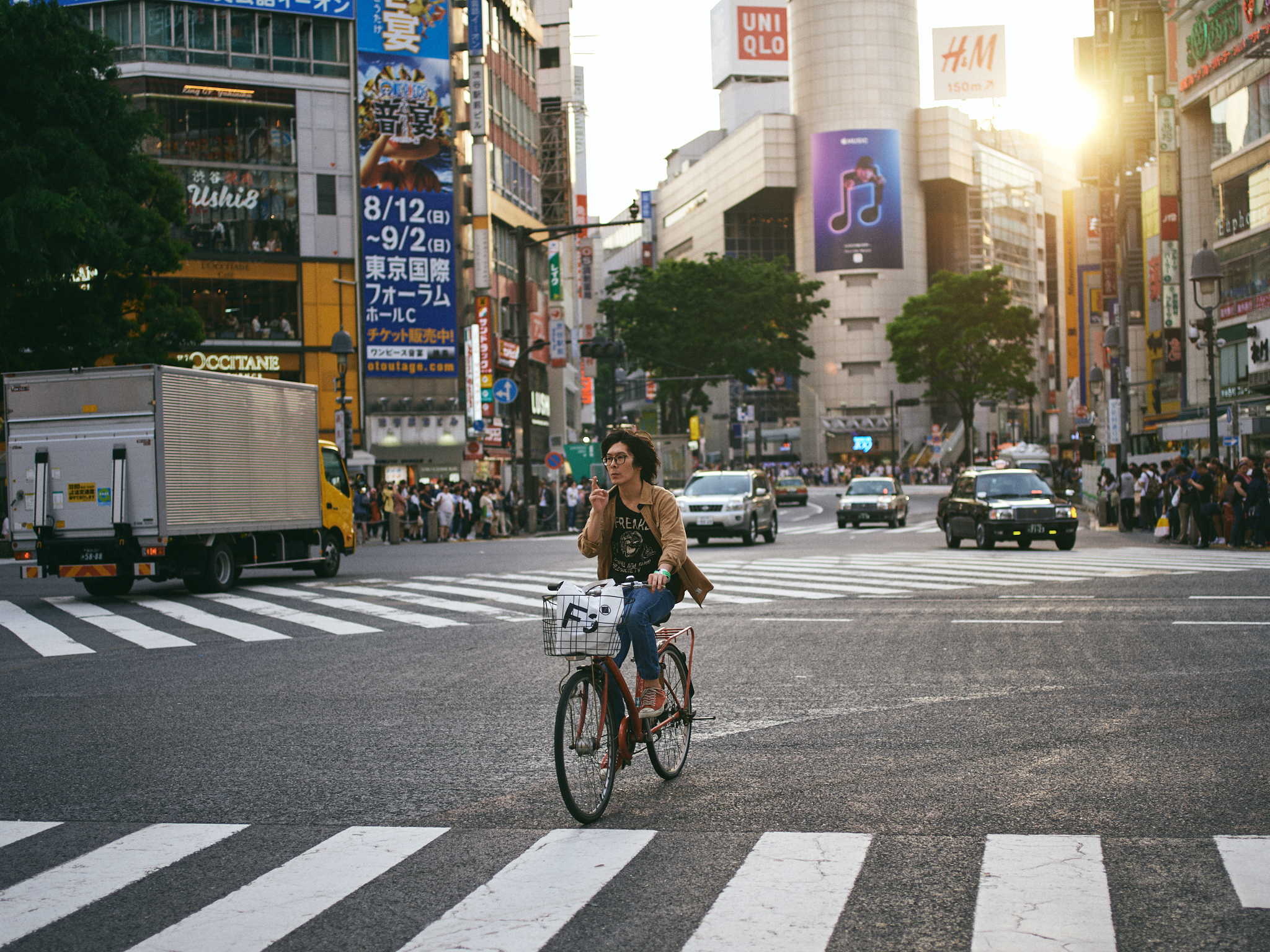 Tokyo street photography guide, crossings shibuya