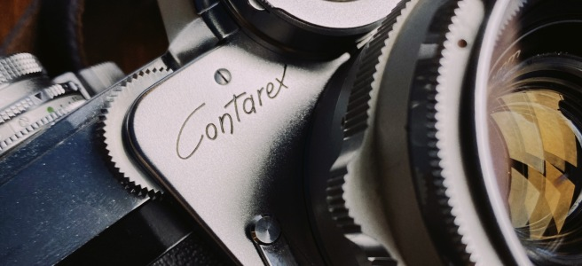 zeiss contarex is the most beautiful film camera